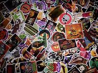 For Kids 100 Halloween Skateboard Stickers bomb Vinyl Laptop Luggage Sticker Lot