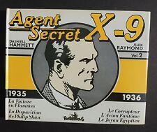 Copyright. AGENT X9. Volume 2. 1980. Futuropolis TB