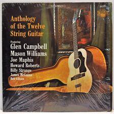 Anthology of the Twelve String Guitar Glen Campbell & Others 1963 Everest TR2071
