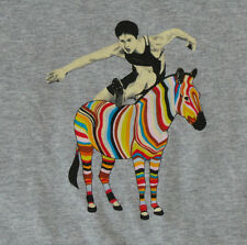 Paul Smith Tshirt Zebra Small, Extra Large  GREY Pommel