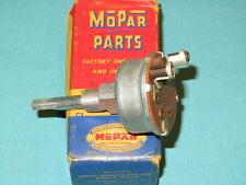 NOS Mopar 1955-56 Chrysler Map & Dome Light Switch
