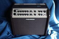 Fishman Loudbox Artist 120 Watt Acoustic Amp, w/ Cover & Footswitch, PRO-LBX-600