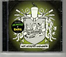 (HO379) The Automatic, Not Accepted Anywhere - 2006 CD