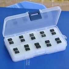 Audio OPAMP ICs Assortment Kit. OPA2604 OPA2134 etc.