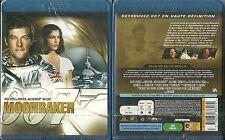 BLU RAY - JAMES BOND 007 : MOONRAKER avec ROGER MOORE /NEUF EMBALLE NEW & SEALED