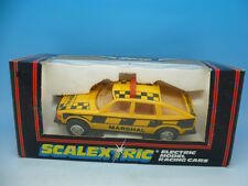 C340 Scalextric Track Marshals Car, mint new boxed