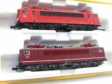 Minitrix N 12506 Elok BR 155 077-1 Doppeltraktion DB OVP (G9300)