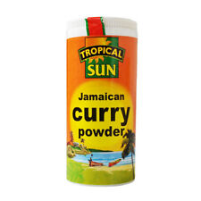 TROPICAL SUN JAMAICAN CURRY POWDER