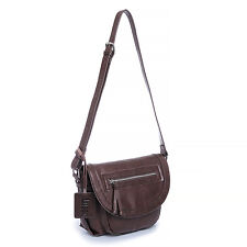 New Lusso Genuine Italian Leather Handbag - Super Soft Chocolate!