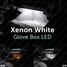 VW Transporter 1.9 T4 MK IV 4 Glove Box Xenon White LED Light Bulb Upgrade Kit