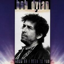 Bob Dylan Good As I Been To You CD NEW SEALED 1992
