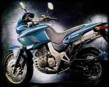 CAGIVA Gran Canyon 900Ie A4 Metal Sign moto antigua añejada De