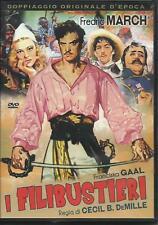I filibustieri (1938) DVD