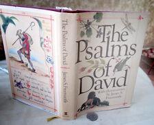 THE PSALM Of DAVID,1982,James S. Freemantle,1st Ed,Illust,DJ