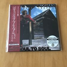 Stevie Ray Vaughan Soul To Soul MINI LP CD JAPAN EICP-1175 MINT NEW