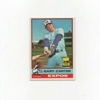 1976 Topps All Star Rookie Gary Carter Baseball Card #441 Montreal Expos HOF