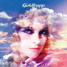 Goldfrapp Head First 2010 LP Vinyl and CD Synth to 33rpm