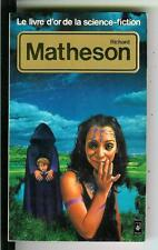 LE LIVRE D'OR DE LA SCIENCE-FICTION by Matheson, rare French SF pulp vintage pb