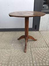 Tavolo Rustico Rotondo Ciliegio 800 Salotto