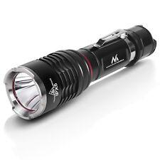 LED Flashlight Torch 800LUM Cree 10W XML-T6 SET Band + Charger + Battery+ Holder
