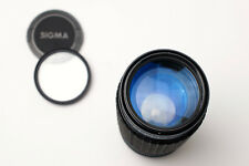 Sigma High-Speed Zoom Multi-Coated 80-200mm f3.5-4 Telephoto Lens K/AR READ 2188