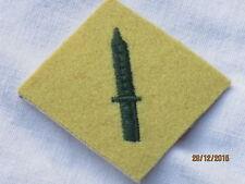 No. 2 Dress Abz. Combat Infantryman , Light Infantry