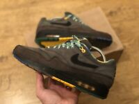 NIKE AIR MAX 1 BHM 2012 DEADSTOCK  RARE!!! NEW IN THE BOX 100% AUTHENTIC