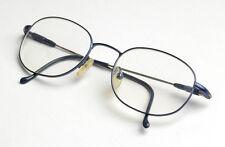 CARRERA metall Brille Fassung,blau, original. Carrera, design eyeglasses frame.
