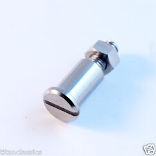 NSR250  MC21 TITANIUM clutch lever pin + nut