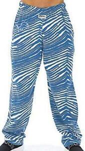 Zubaz Detroit Lions  Men's Size S M L 2XL or 3XL Zebra Print Pants C1 1918