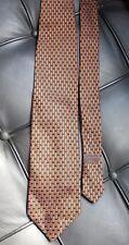 Ermenegildo Zegna Limited Edition Sydney 2000 Woven Silk Tie