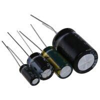 200Pz condensatori elettrolitici Radiale/ Vari valore e tensione AB