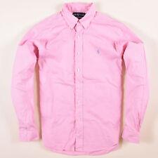 Ralph Lauren Herren Hemd Shirt Gr.15,5 (XL) Classic Fit Rosa, 53847