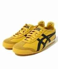 【DHL】New Onitsuka Tiger MEXICO66 Yellow × Black THL202 from Japan asics