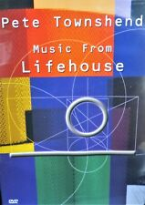 Pete Townshend - Music from Lifehouse NEW! DVD,Concert Live,19 Tracks ,The Who