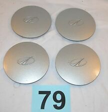 96-99 Oldsmobile Eighty Eight 88 Factory Painted Wheel Center Cap Set 9592728