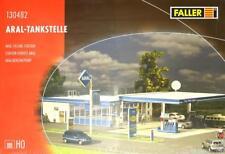 Faller 130482 H0 - ARAL- Tankstelle NEU & OvP