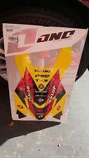 NEW - ONE INDUSTRIES Delta Graphic Trim Kit for '08 - '13 SUZUKI RMZ 450 Bike