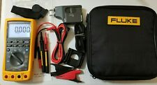 NEW / OTHER FLUKE 789 PROCESS METER WITH LEADS + MORE! NICE 239587 & 239588