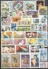 R9978 - MONGOLIA 1980 - LOTTO 38 DIFFERENTI DEL PERIODO - VEDI FOTO