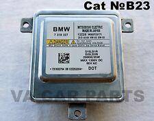 OEM Xenon HID Ballast Control Unit ECU BMW W003T23171 W003T19571 W003T20071