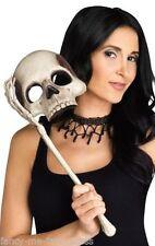 Maschere grigio horror per carnevale e teatro