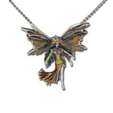 The Arrival Fairy by Amy Brown Artist Pendant Necklace Jewelry J205