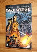 Dark Souls 2 II Into the Light Comic Englisch English Rare