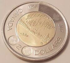 2017 Canadian Special Art $2.00 coin UNC