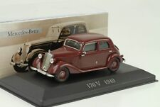 1949 Mercedes-Benz 170 V W136 rot 1:43 IXO Altaya Collection