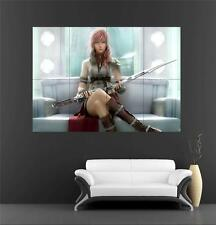 Lightning Farron Final Fantasy Huge Poster 4 A249