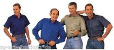 Köperhemd 1/1-Arm Arbeitskleidung Berufskleidung PLANAM
