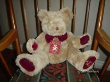 La Senza 1998 Strauss the Puppet Bear Plush 16 inch Retired