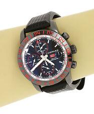 Limited Edition Chopard Speed Black 2 Mille Miglia GMT Men's Sports Watch